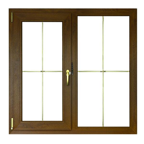 окна с ламинацией